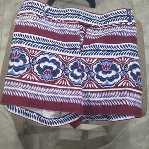 LOFT Riviera shorts